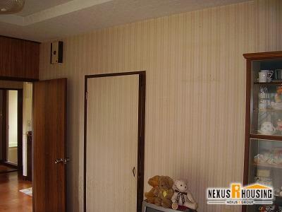 壁紙クロス張り替え前編 茨城県 高萩市,日立市,北茨城市エリア K様邸
