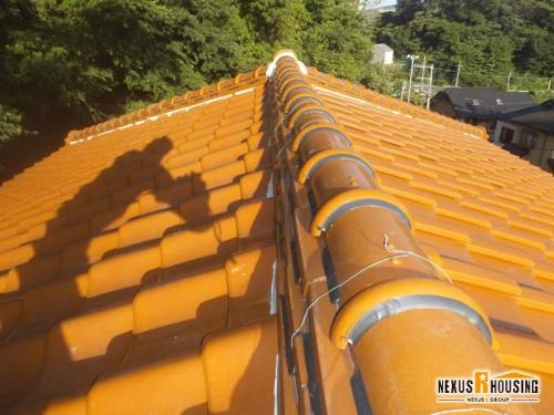 【瓦がなくなった!】瓦屋根補修工事 事例