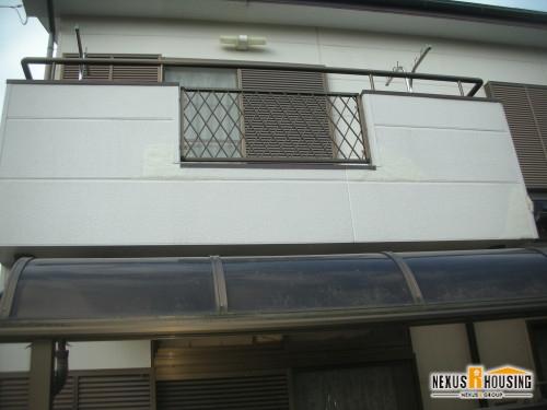 外壁部分塗装 横浜市 鶴見区,神奈川区,西区,中区,南区 O様邸