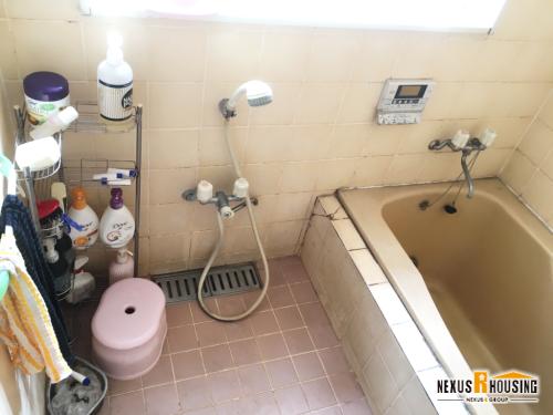浴室・システムバスリフォーム① 茨城県 境町,五霞町,古河市,エリア O様邸
