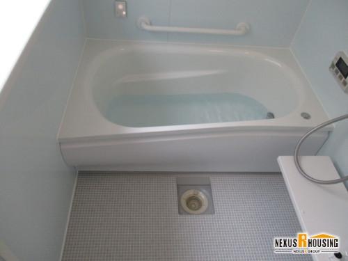浴室・システムバスリフォーム③ 茨城県 境町,五霞町,古河市エリア O様邸