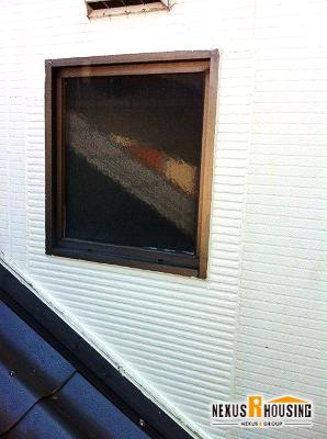 外壁サイディング一部張り替え後編 茨城県 つくばみらい市,つくば市,常総市,エリア Y様邸