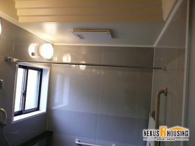 浴室暖房乾燥機設置 茨城県 高萩市,日立市,北茨城市エリア N様邸