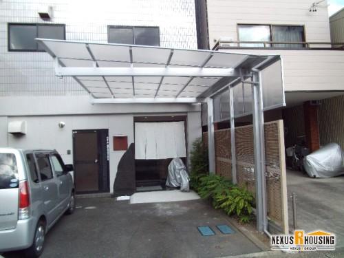 カーポート設置工事 静岡市 葵区,駿河区,清水区エリア S様邸