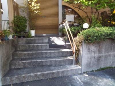 手すり設置工事 静岡市 葵区,駿河区,清水区エリア S様邸