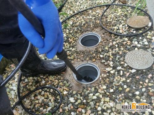 排水管清掃 愛知県 岡崎市,碧南市,安城市,高浜市エリア K様邸