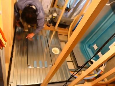スケルトンリノベーション④ 東京都 葛飾区,荒川区,足立区,北区エリア F様邸
