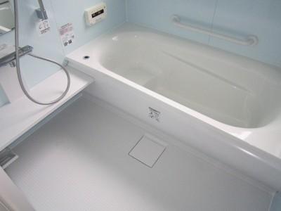 浴室・洗面室リフォーム後半 宮城県 加美町,色麻町,大和町,富谷町エリア M様邸