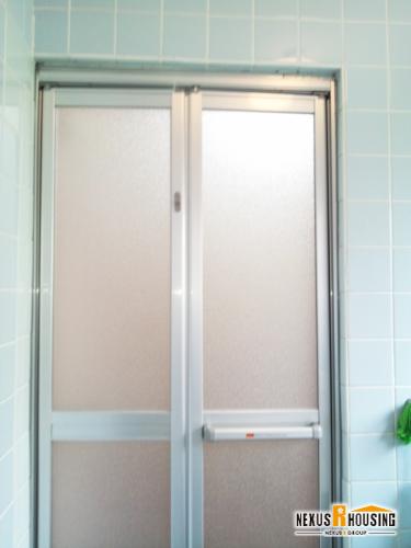 浴室ドア交換 埼玉県 熊谷市,深谷市,エリア K様邸