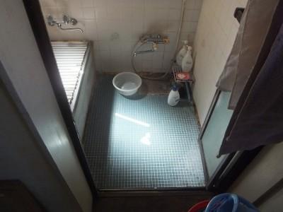 【施工例】浴室リフォーム前編 名古屋市H様邸