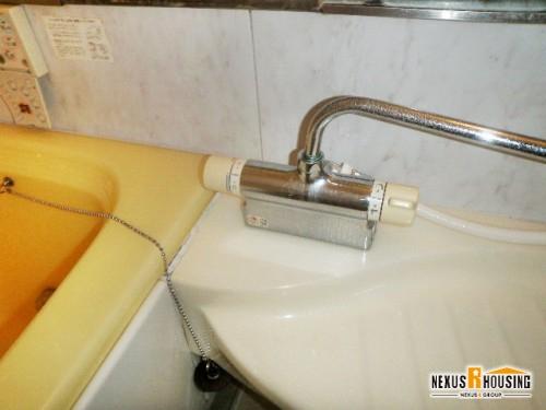 併せて交換する水栓