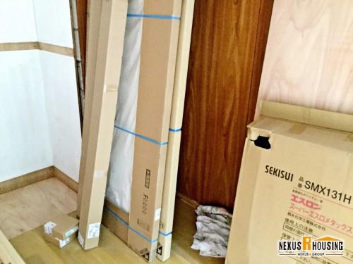 ドアといった住宅設備