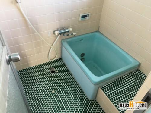 リフォーム前のお風呂その2