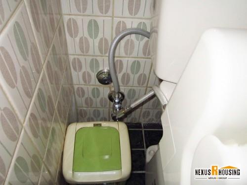 新規止水栓設置