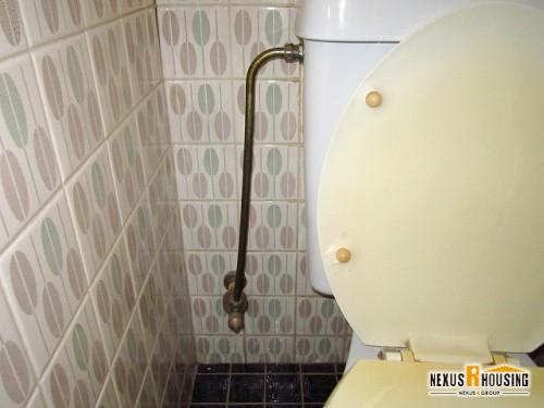 既存の止水栓