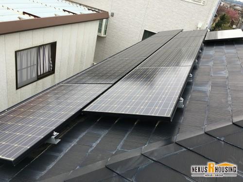 既存の太陽光パネル