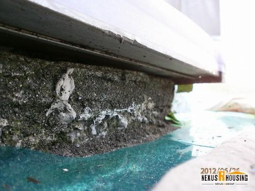 雨漏りの原因になりやすい箇所