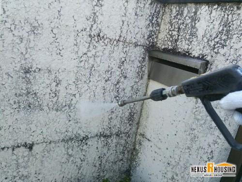 門まわり塗装 浦和区,南区,緑区エリア F様邸