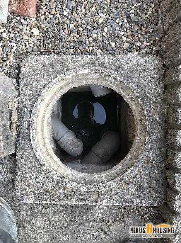 コンクリート雨水桝